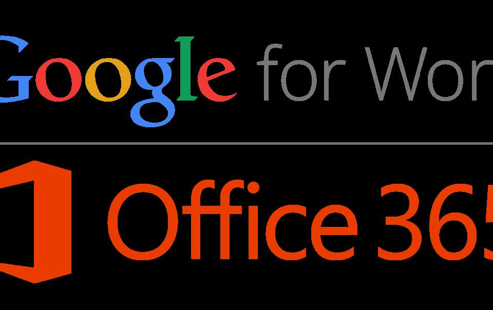 Google Apps for Work vs. Microsoft Office 365
