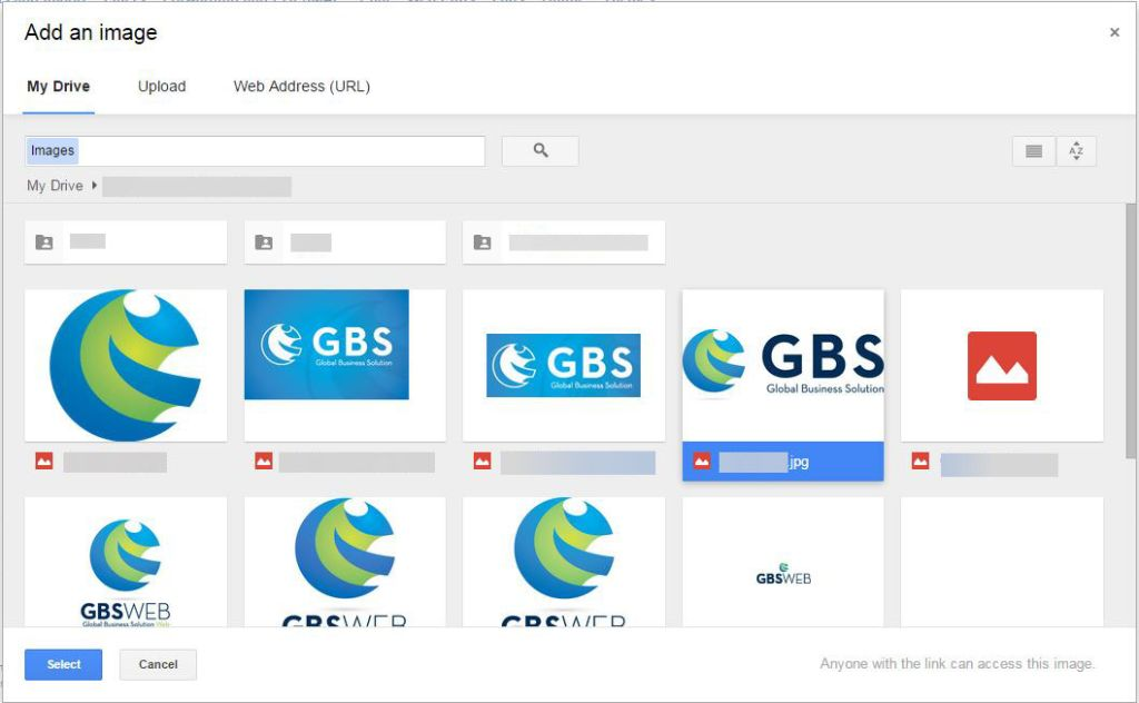 how to use google drive on gmail app