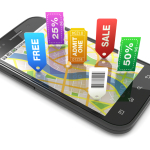 Local search mobile marketing