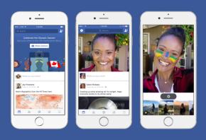Facebook tenta di incentivare la produzione di contenuti. Alla Snapchat.