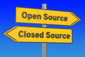 open-source-closed