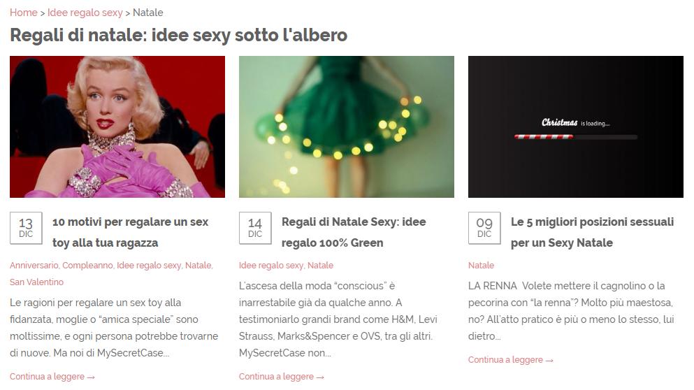 MySecretCase Blog