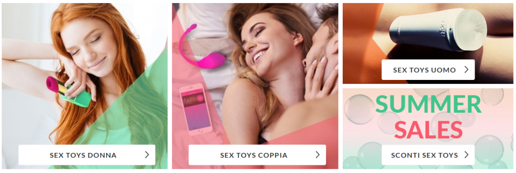My Secret Case Sex Toys Donna
