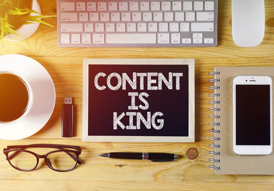 content marketing contenuto sovrano