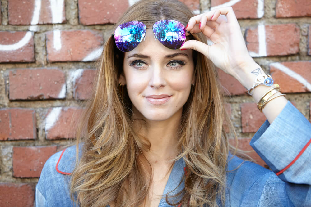Chiara Ferragni fahsion blogger e influencer