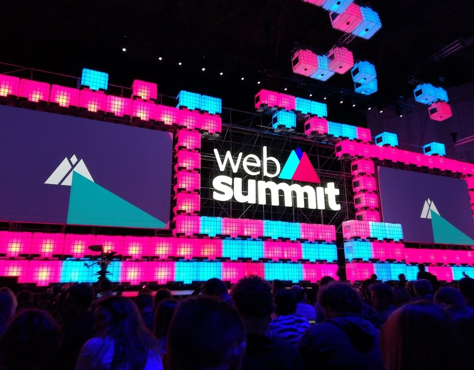 Lisbon Web Summit 2017