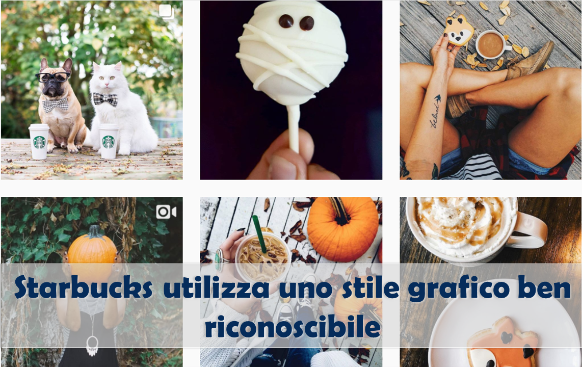 Instagram marketing Starbucks
