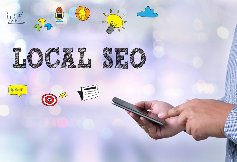 Local SEO per smartphones