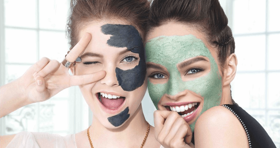 Maschera Argilla Pura L_Oréal Marketing di Precisione