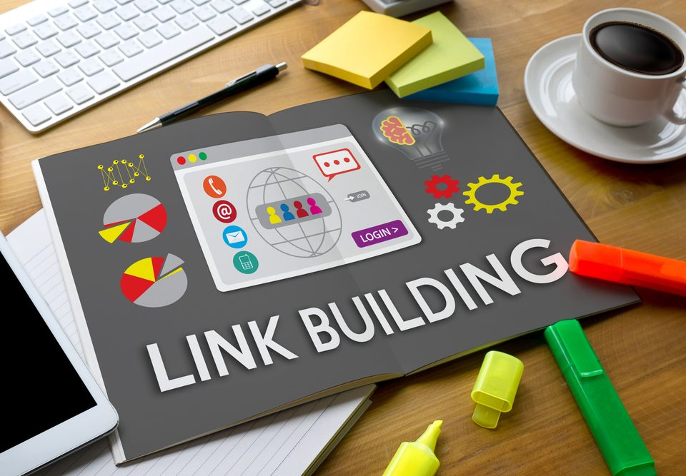 Strategia di link building