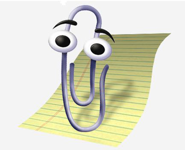 chatbot clippy