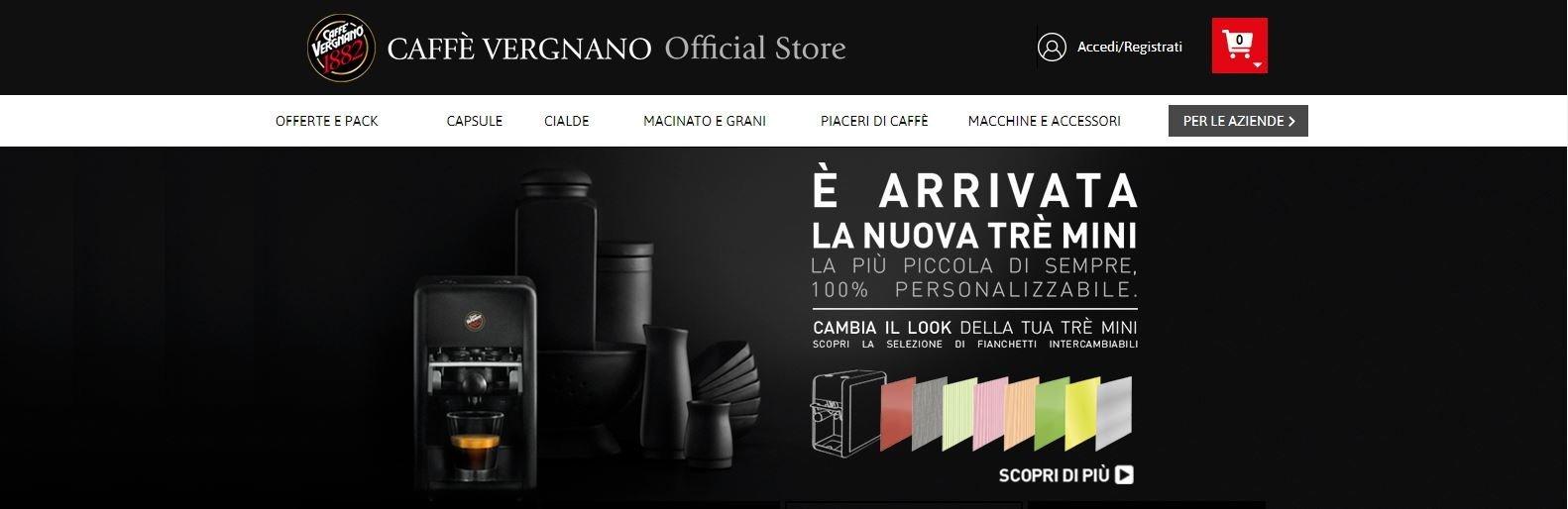 Caffè Vergnano copy
