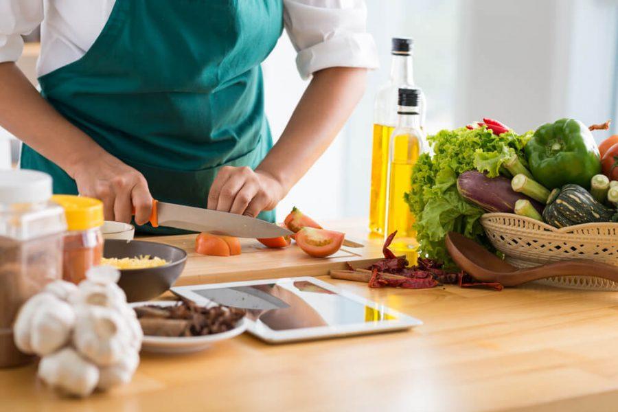 donne digital cooking