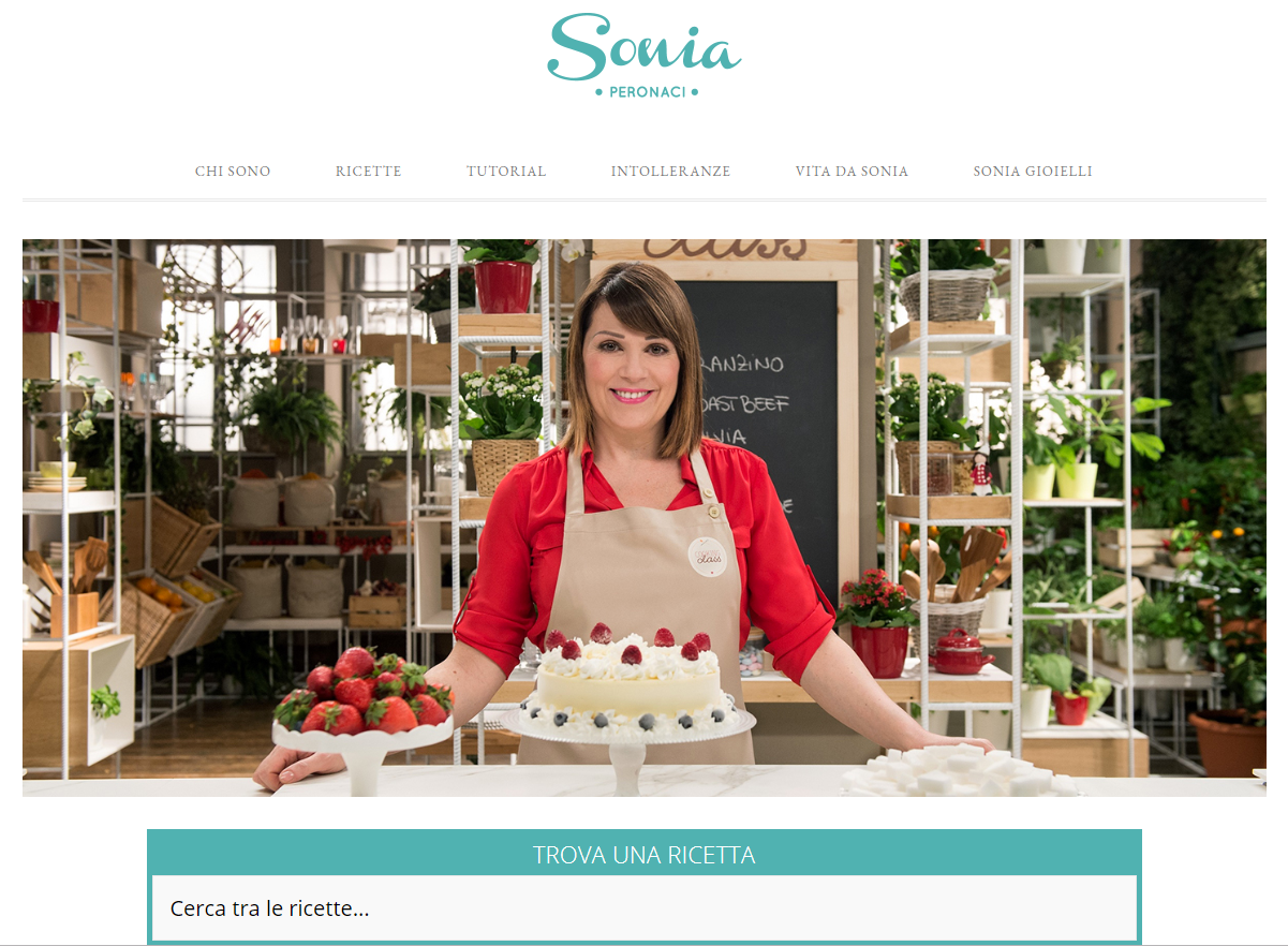 donne e digital marketing sito web sonia peronaci