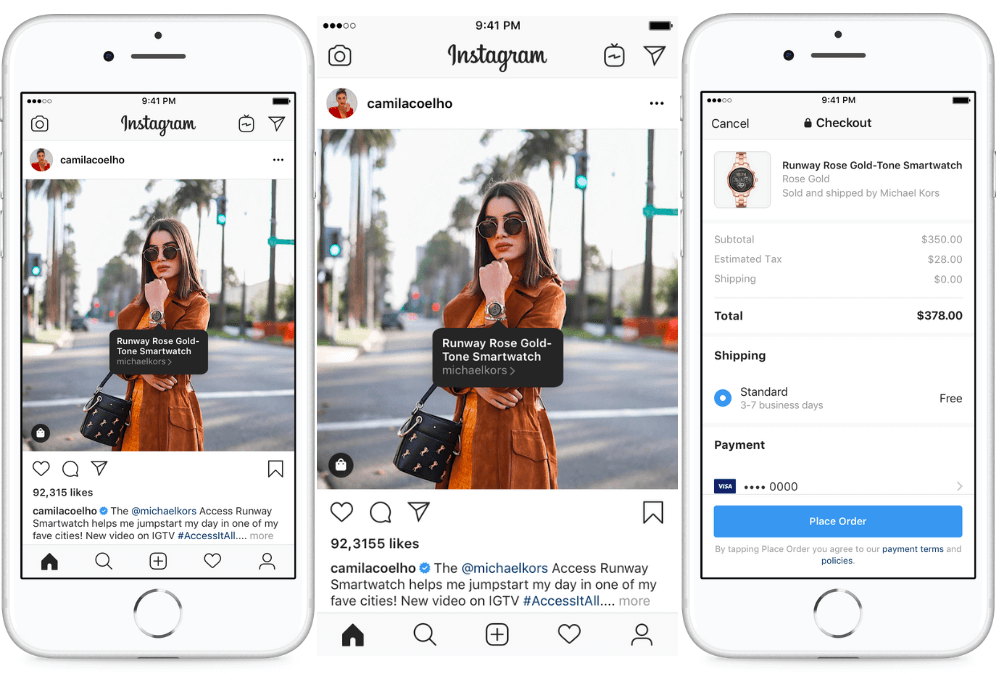 instagram marketplace f8 facebook